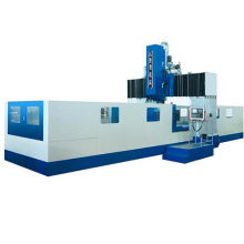 Fixed column gantry milling machine